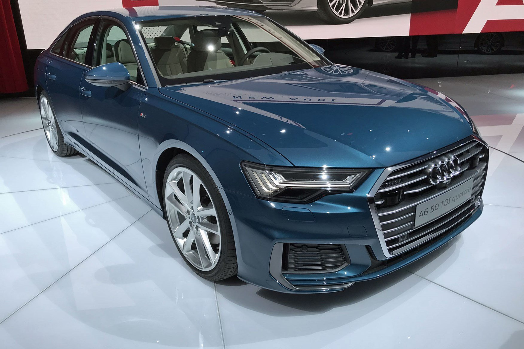 Latest Audi A6 Saloon 2018 Interior Price And Release Date Free Download