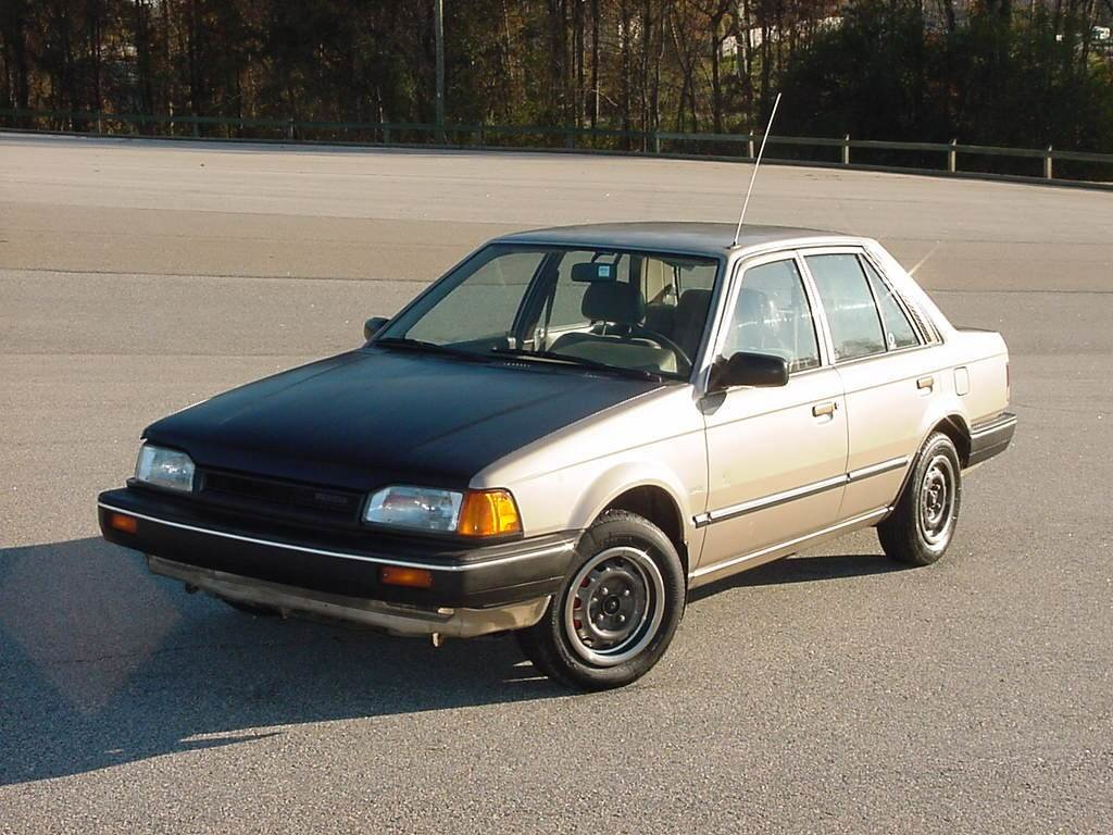 Latest My Cars 1989 Mazda 323 The First One Safety Stance Free Download