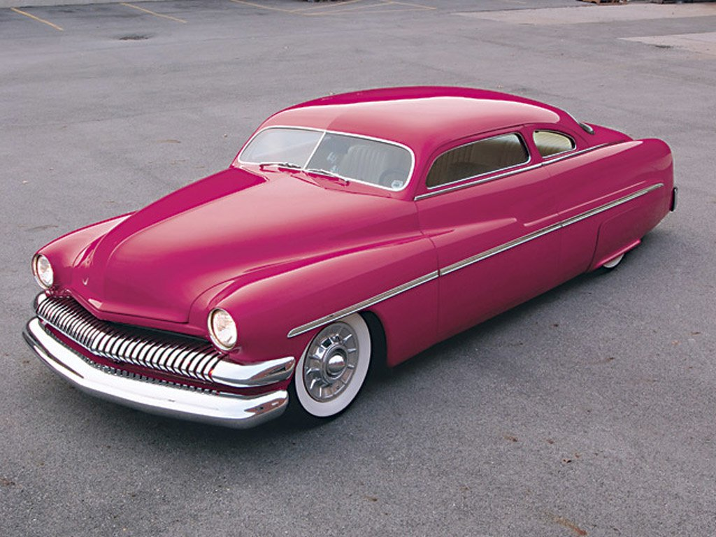 Latest 1951 Mercury Coupe Hod Rods Wallpapers Hot Rod Cars Free Download