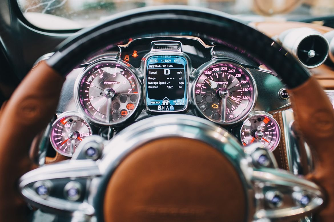 Latest Pagani Huayra The Steampunk Hypercar Interior That Will Free Download