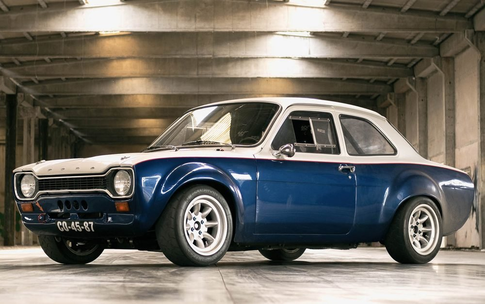 Latest Here's A Classic Ford Rally Car That's Been Made Faster Free Download