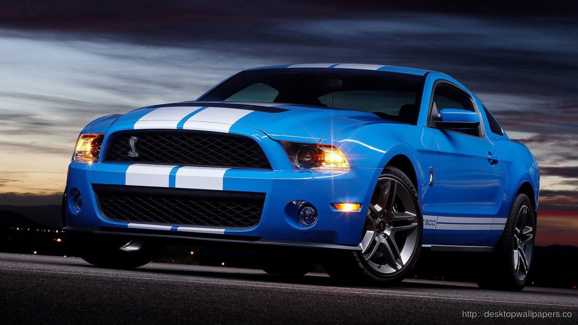 Latest Ford Mustang High Quality Desktop Wallpapers Free Free Download
