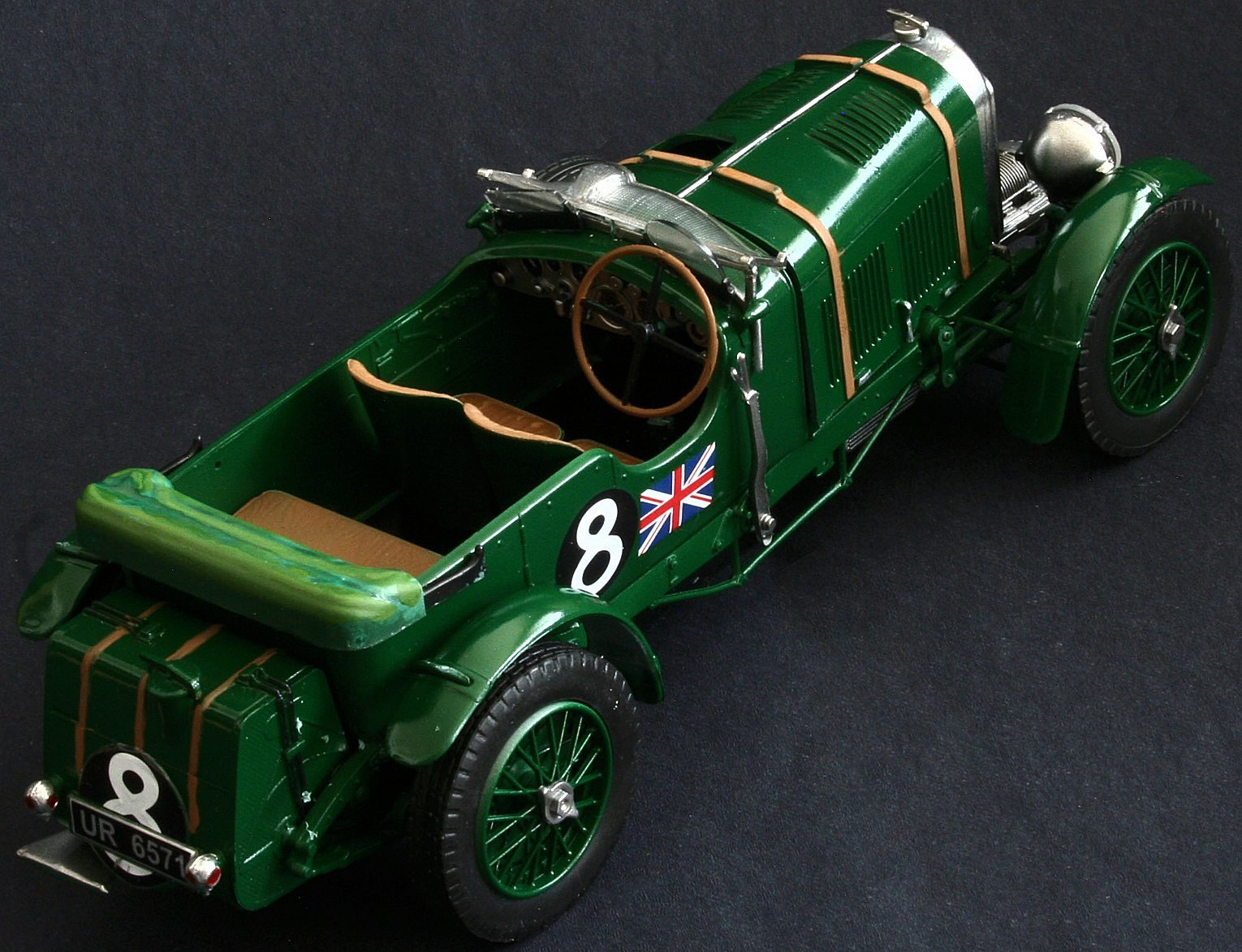 Latest The Modelling News Supercharging A Bentley – Guillaume Free Download
