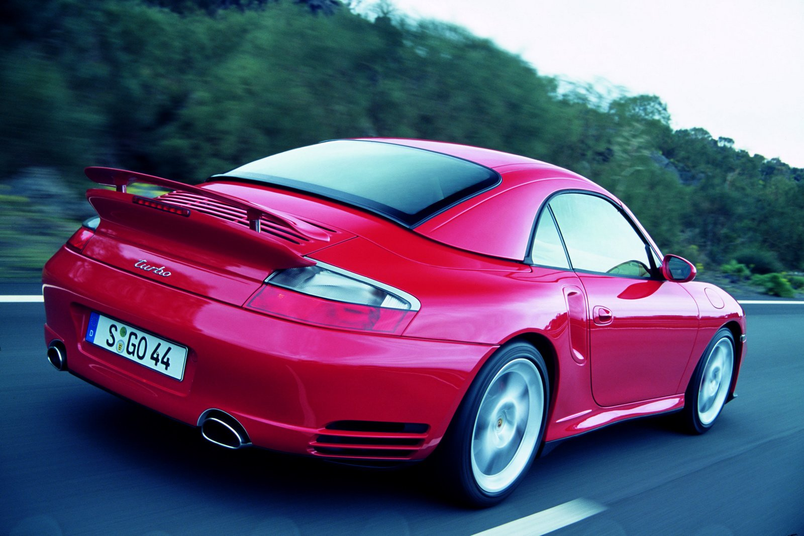 Latest Audi Car Porsche Pays Tribute To The 911 Turbo With Free Download