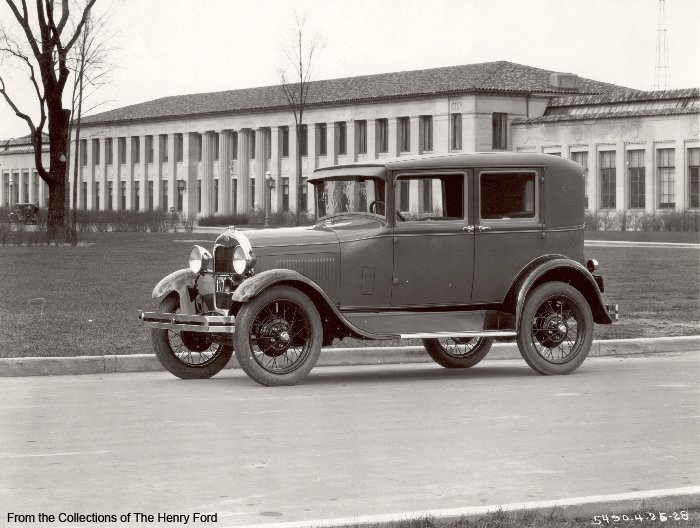 Latest Henry Ford's Model A Driven Free Download