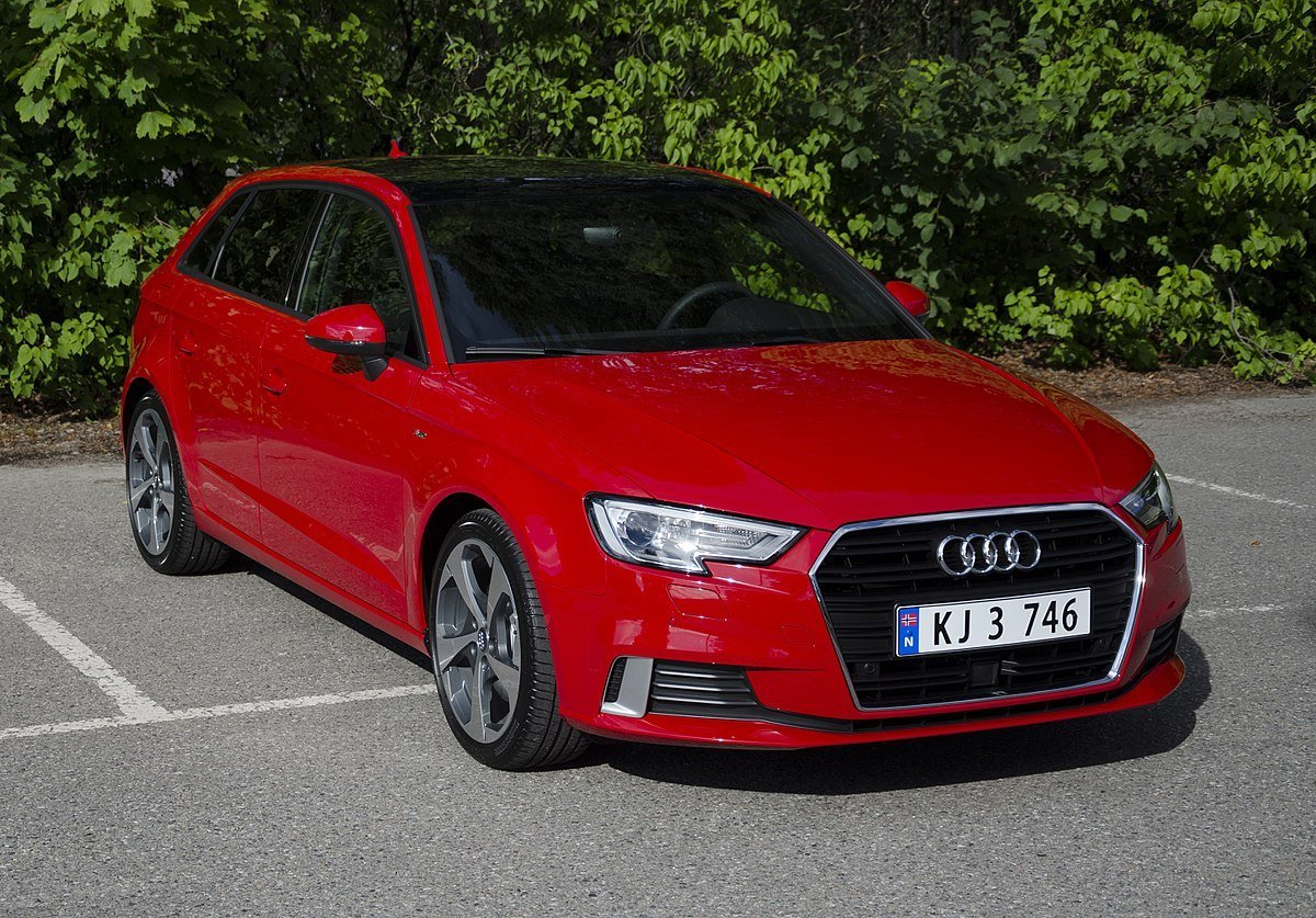 Latest Audi A3 Wikipedia Free Download