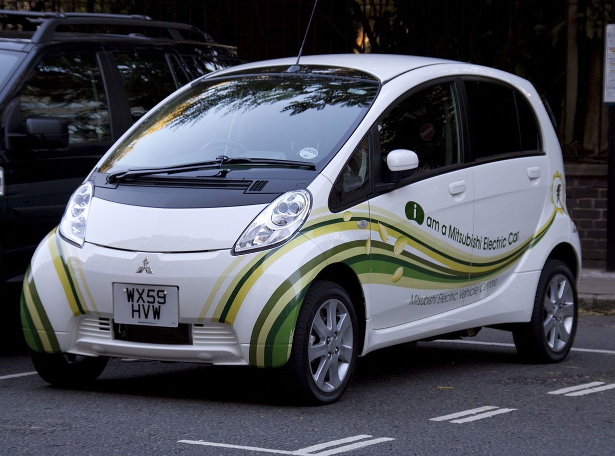 Latest Mitsubishi I Miev Wikipedia La Enciclopedia Libre Free Download