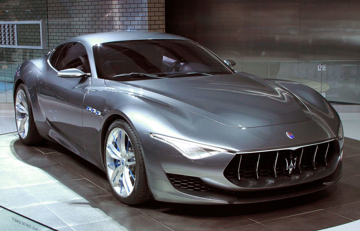 Latest Maserati Alfieri Wikipedia Free Download