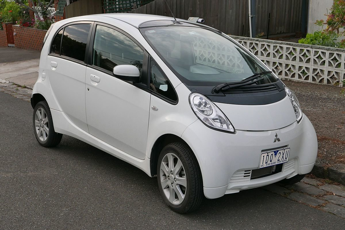 Latest Mitsubishi I Miev Wikipedia Free Download