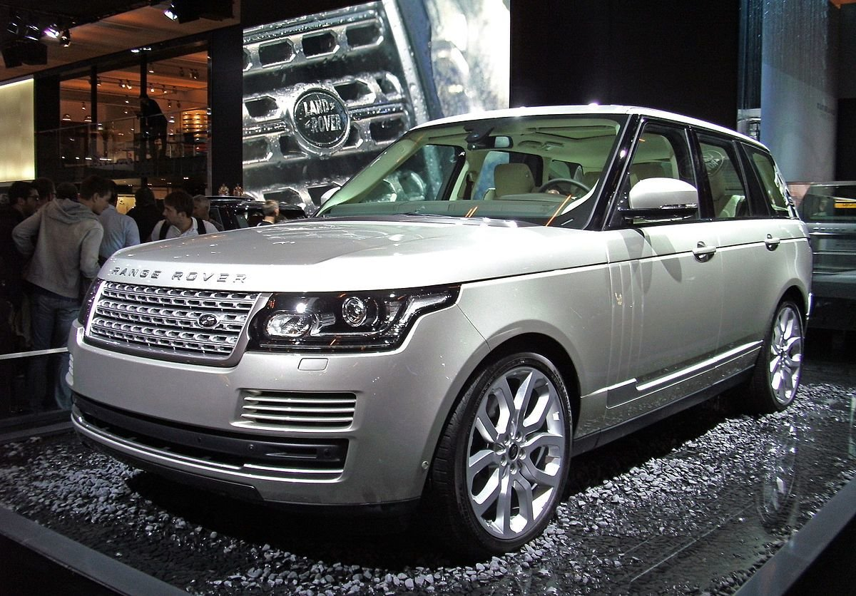 Latest Range Rover Wikipedia La Enciclopedia Libre Free Download