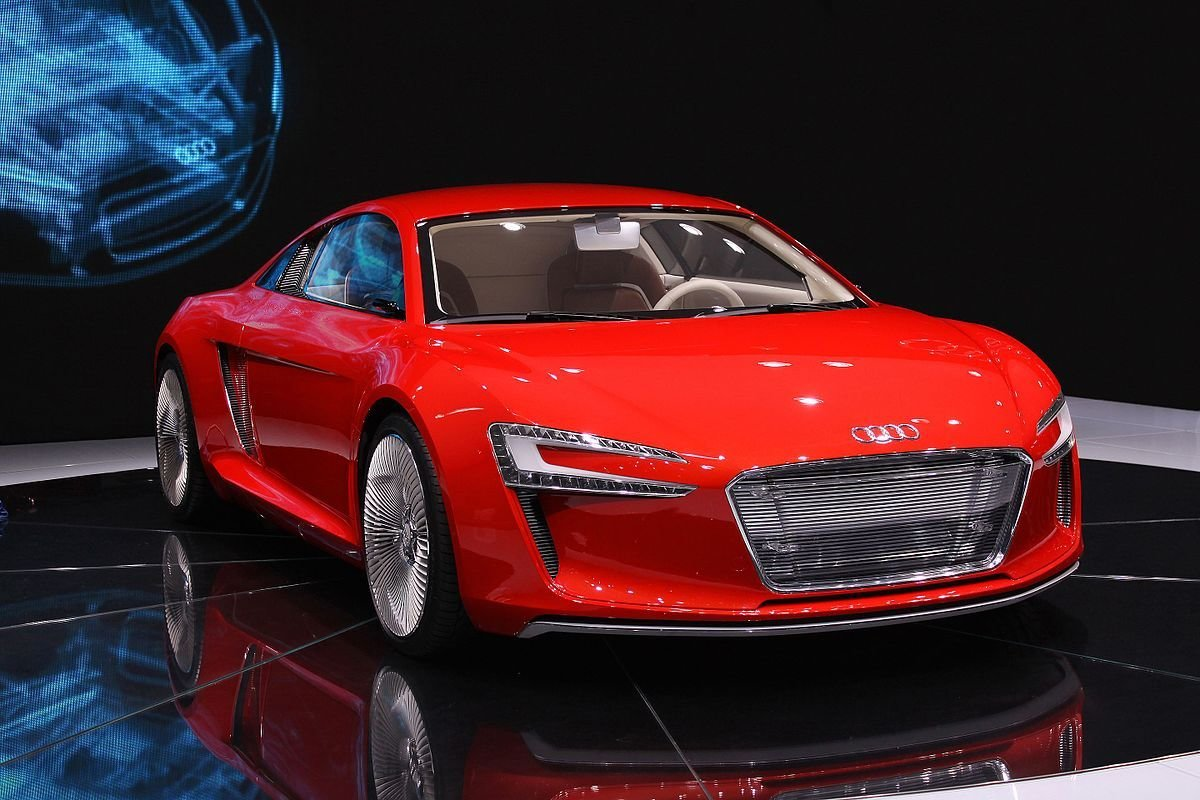 Latest Audi E Tron Wikipedia Free Download