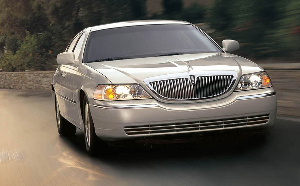 Latest The Clarkson Review 2015 Lincoln Town Car Free Download Original 1024 x 768