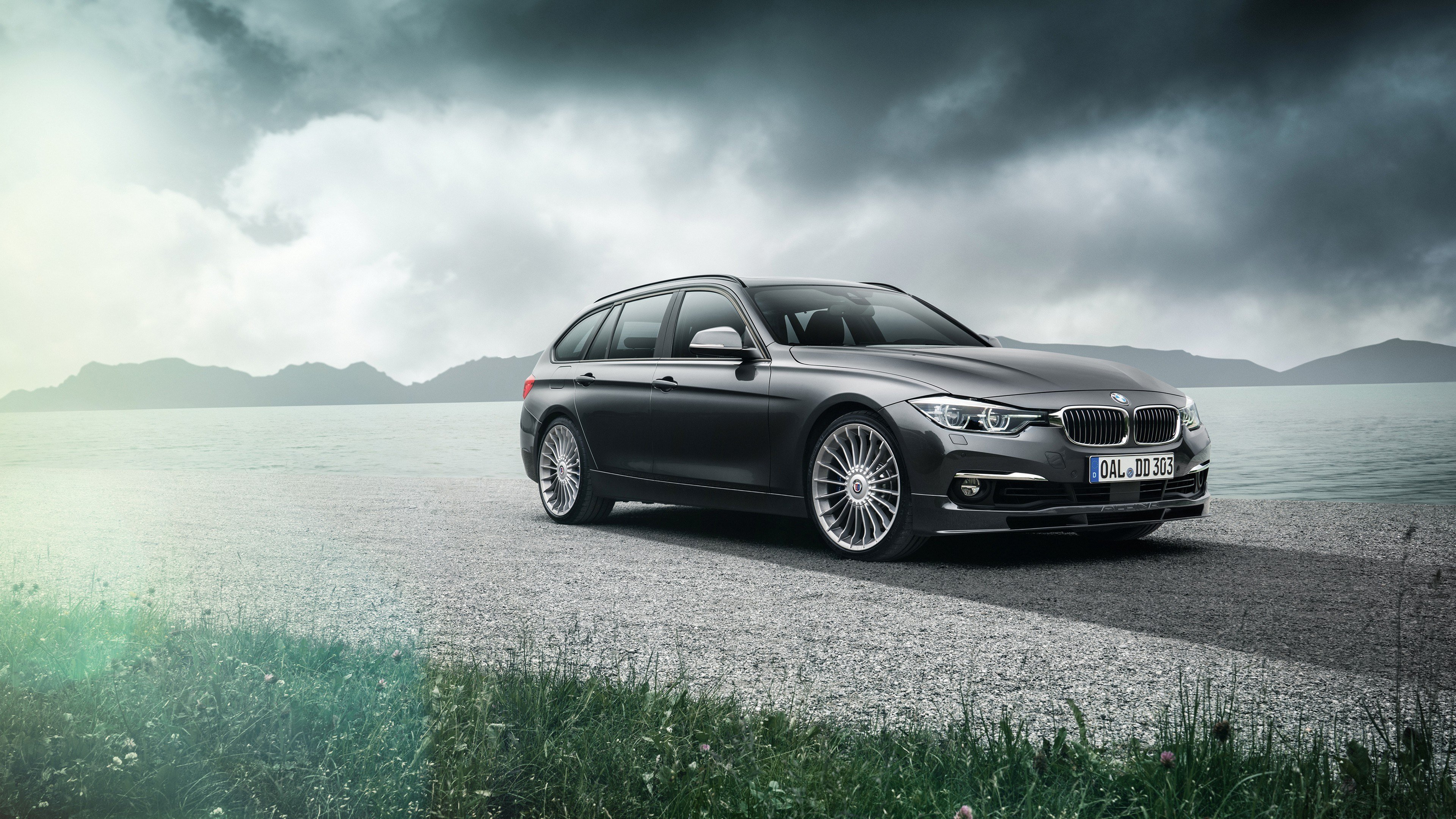 Latest 2015 Alpina D3 Bmw 3 Series Wallpaper Hd Car Wallpapers Free Download