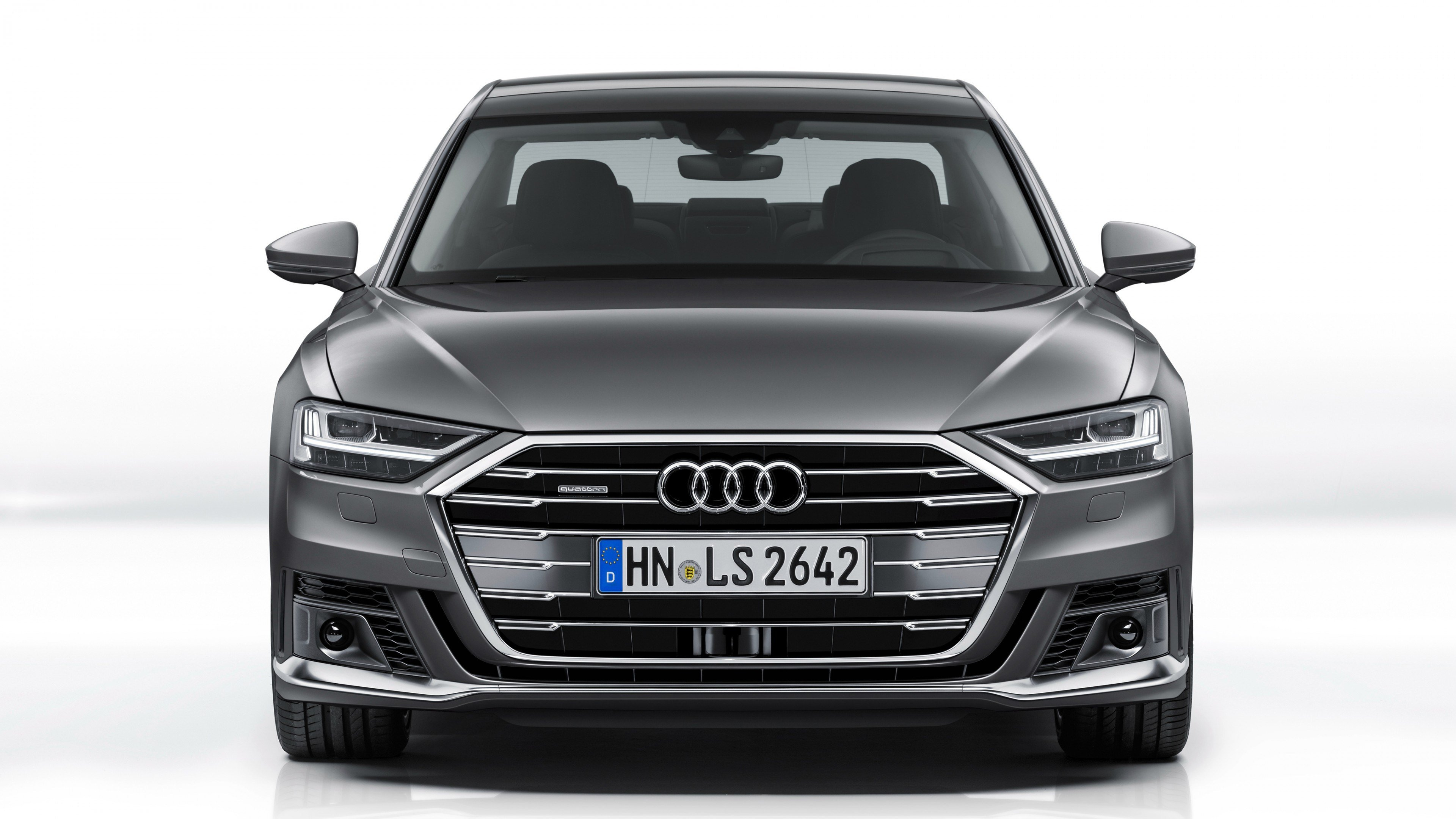 Latest 2018 Audi A8 Sport Exterior Package 4K Wallpaper Hd Car Free Download