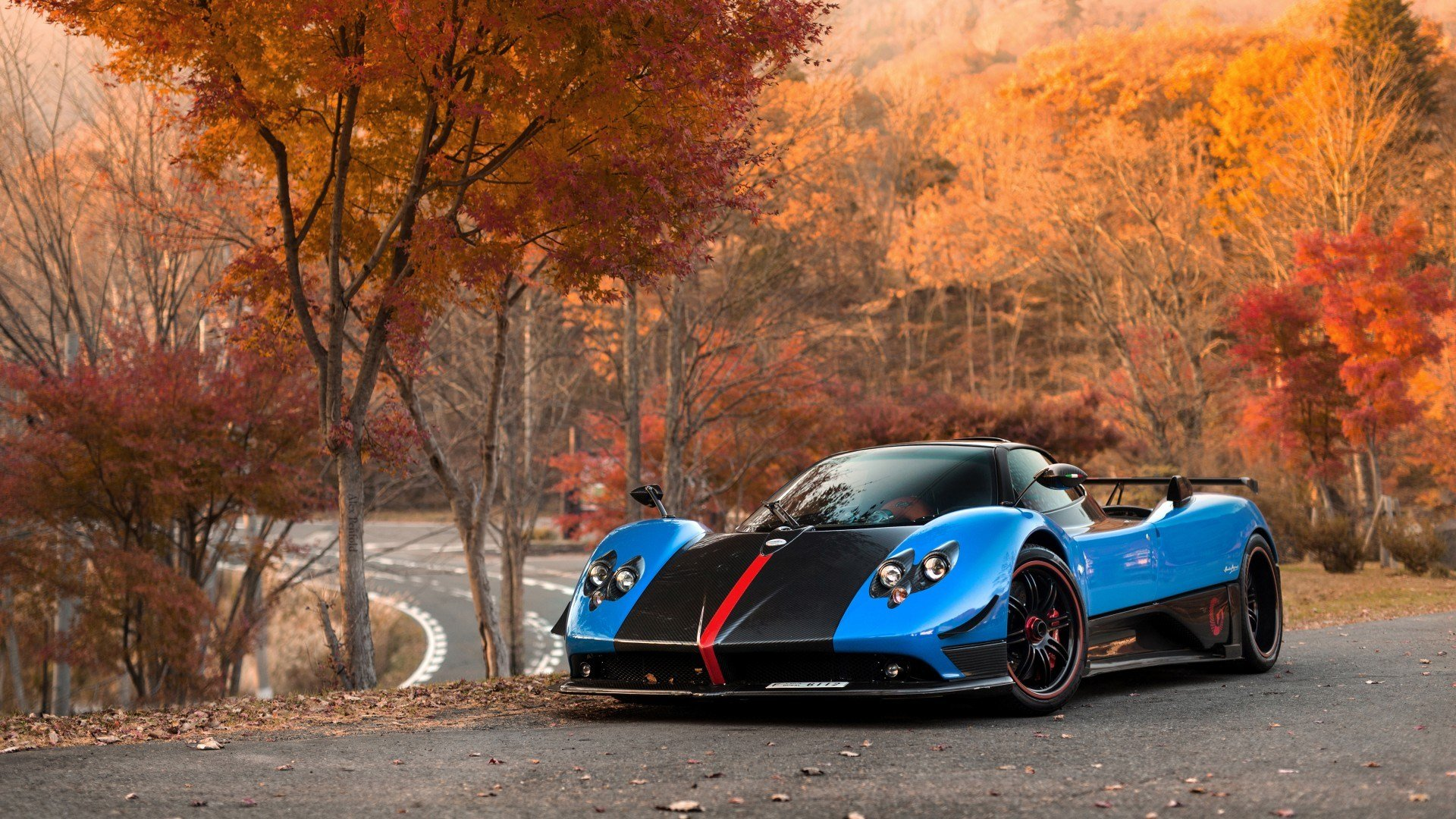 Latest Pagani Zonda Cinque Roadster 4K Wallpaper Hd Car Free Download