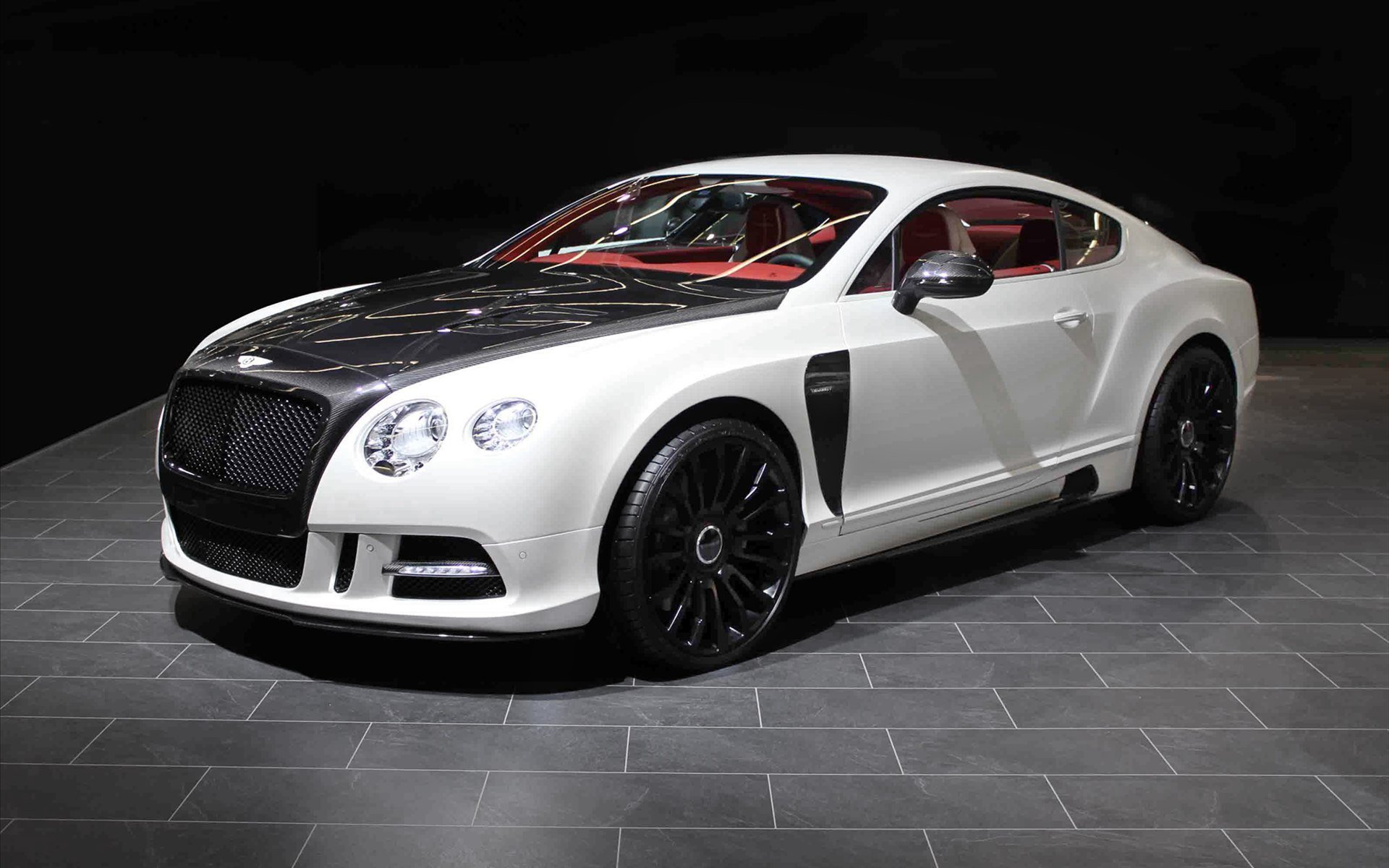 Latest Mansory Bentley Continental Gt Wallpaper Hd Car Free Download