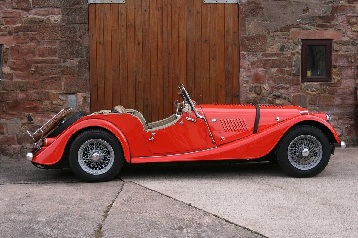 Latest Morgan 4 4 British Classic Cars For Hire Lakes And Dales Free Download