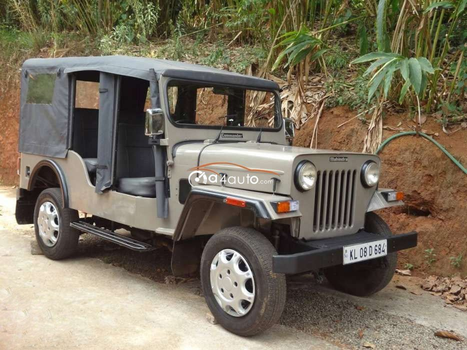 Latest Buy Mahindra Jeep Diesel 1994 Year Buy Used Jeep Free Download