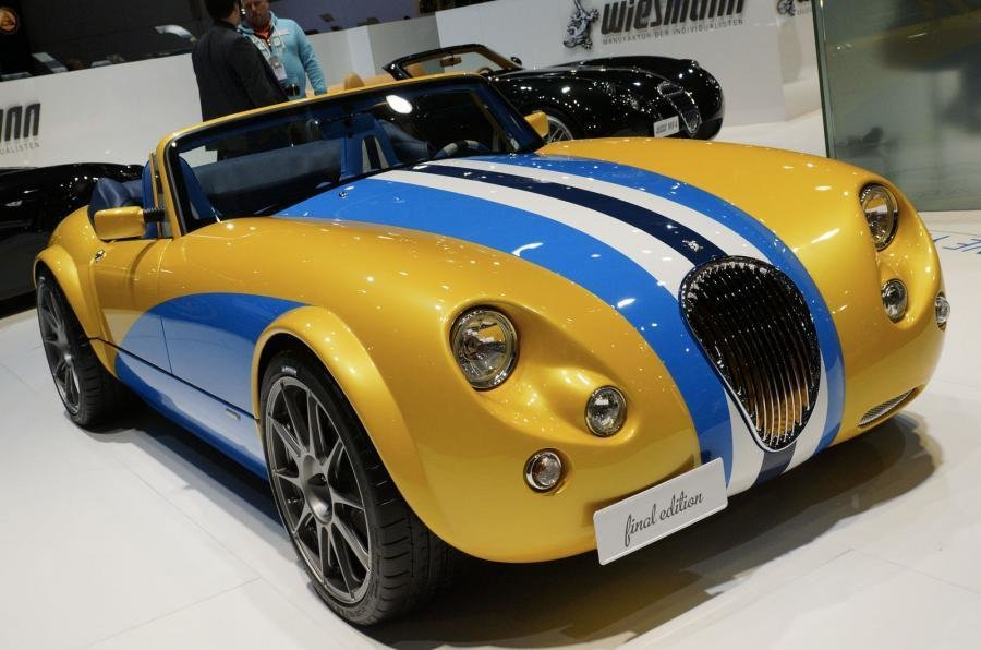Latest Wiesmann To Return In 2018 With Bmw V8 Engines Autocar Free Download