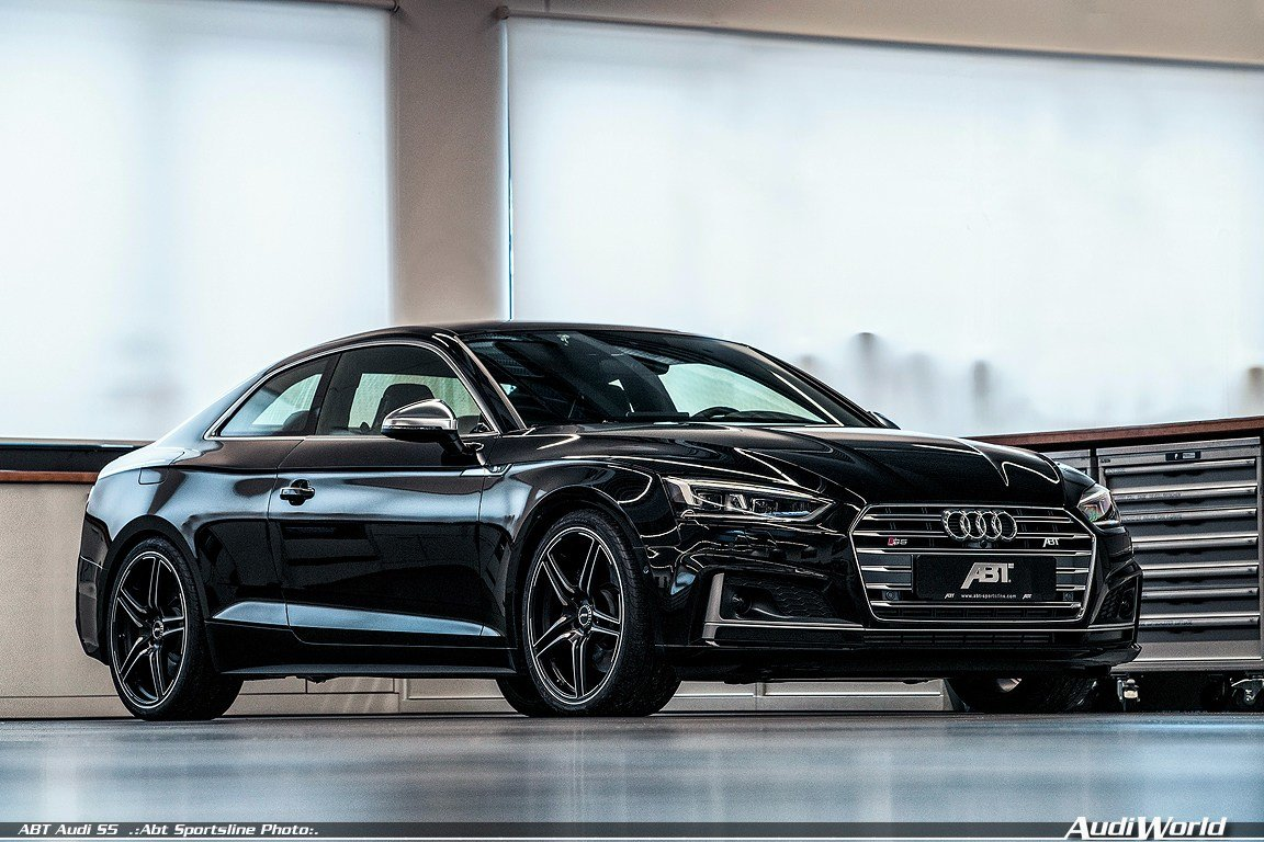 Latest The Abt Audi S5 – Middle Class Car Top Class Performance Free Download