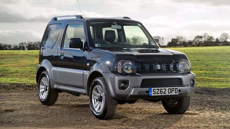 Latest Maruti Suzuki Jimny India 7 India Car News Free Download