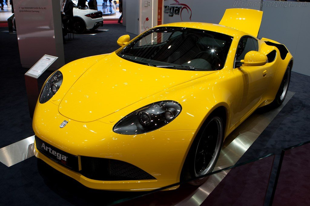 Latest 2011 Artega Se Images Specifications And Information Free Download