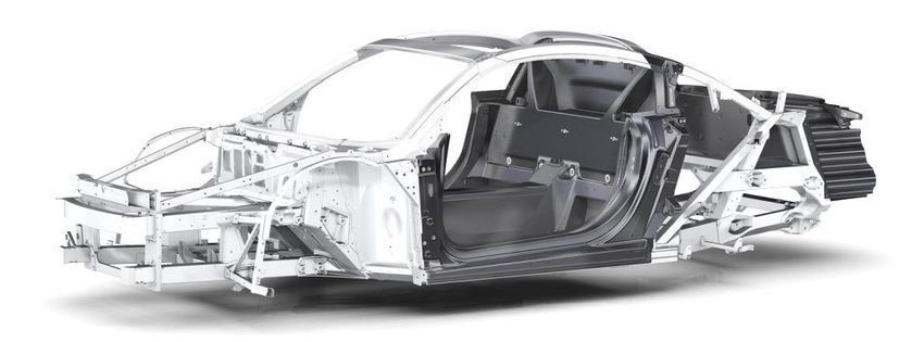 Latest Body Of Audi R8 E Tron Aluminum Space Frame Technology Free Download