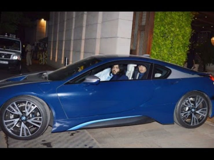 Latest The Ultra Rich Ambani Kids Their Super Luxurious Cars Free Download