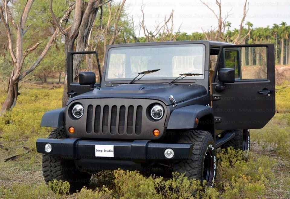 Latest Mahindra Thar To Jeep Wrangler Conversion Price Free Download