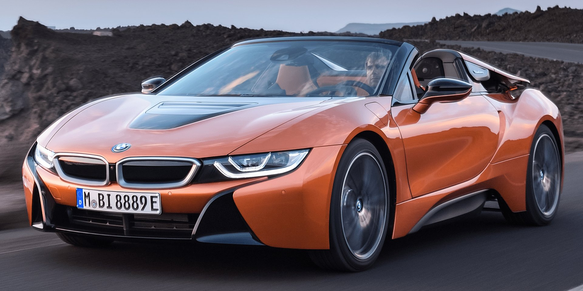 Latest 2019 Bmw I8 Vehicles On Display Chicago Auto Show Free Download