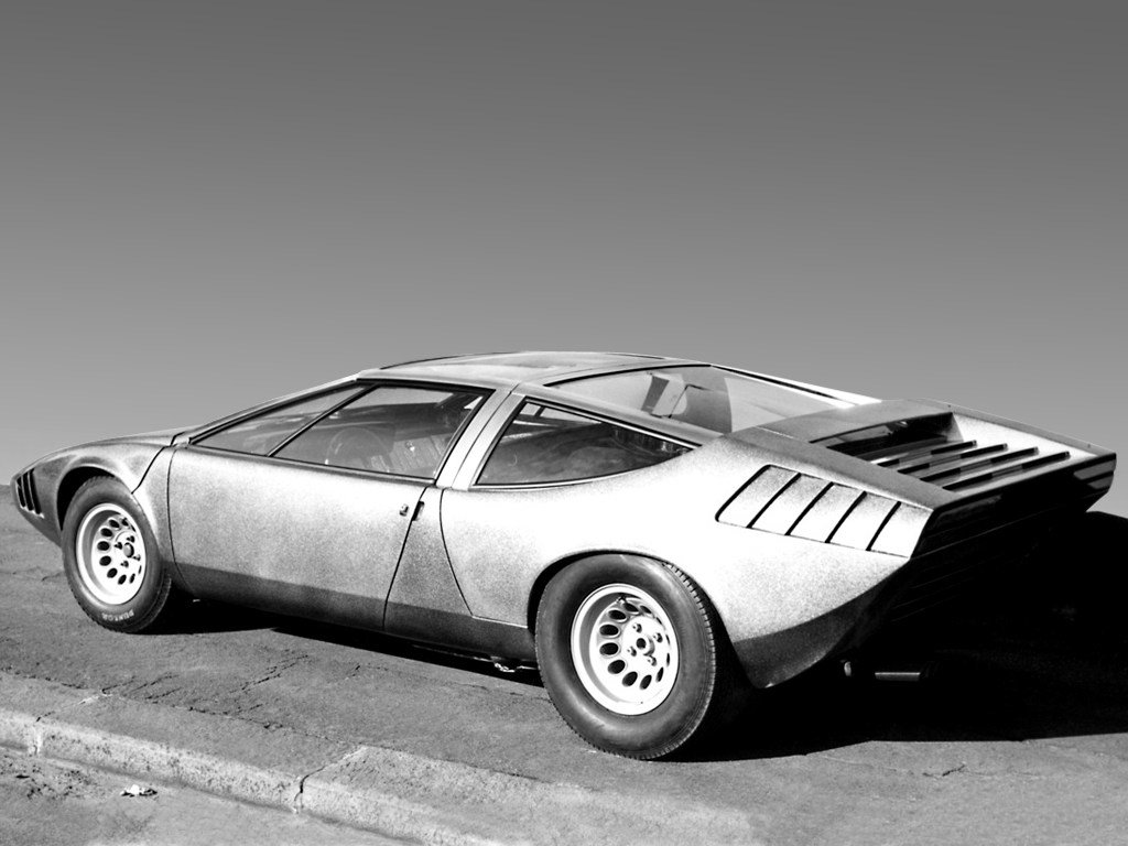 Latest 1969 Alfa Romeo Iguana Concept Gallery Alfa Romeo Free Download