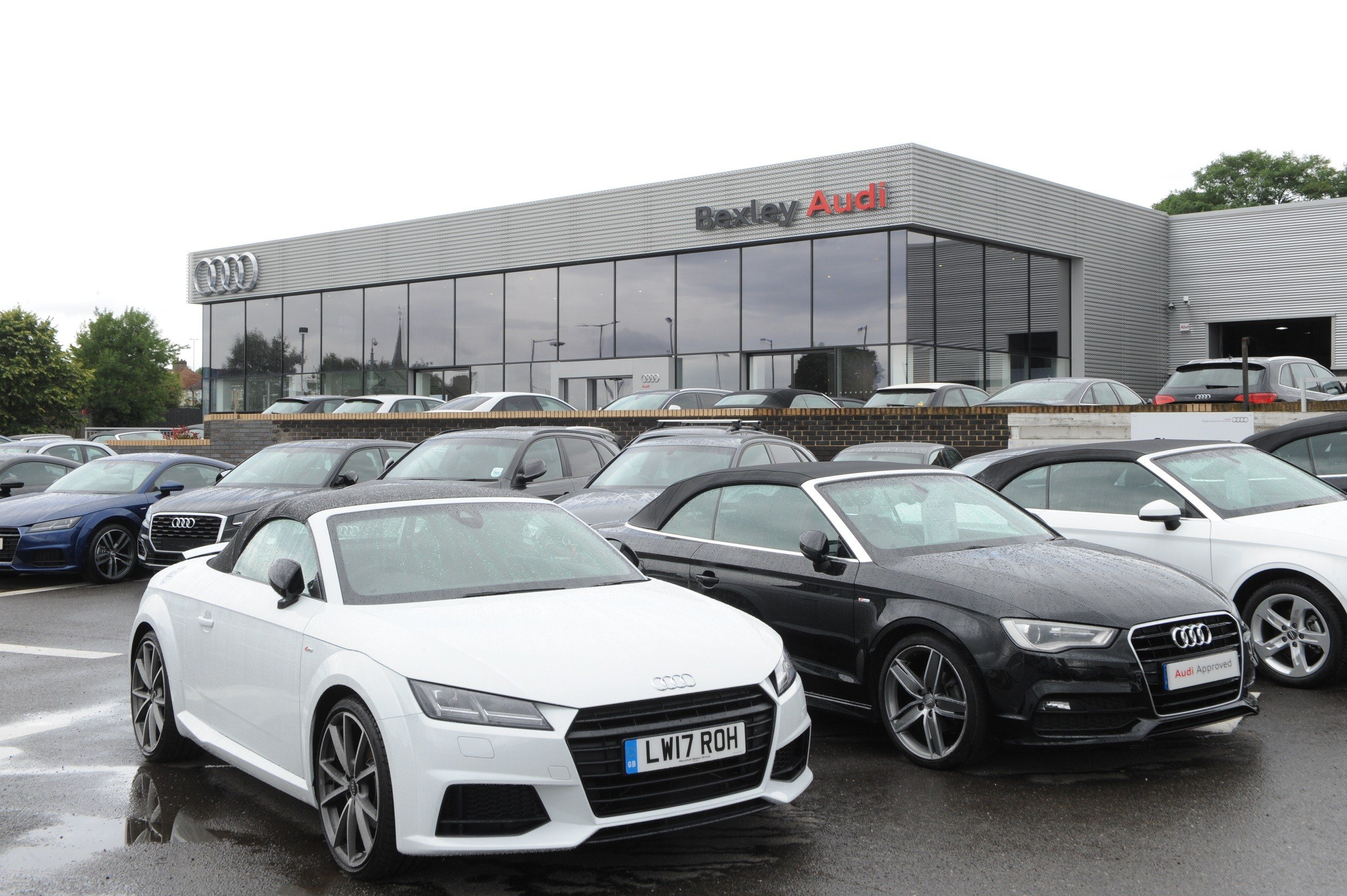 Latest Audi Car Showroom Extension Bexley – Synergy Llp Free Download