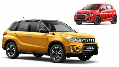 Latest Top 10 Upcoming Maruti Suzuki Cars In India New Vitara Free Download