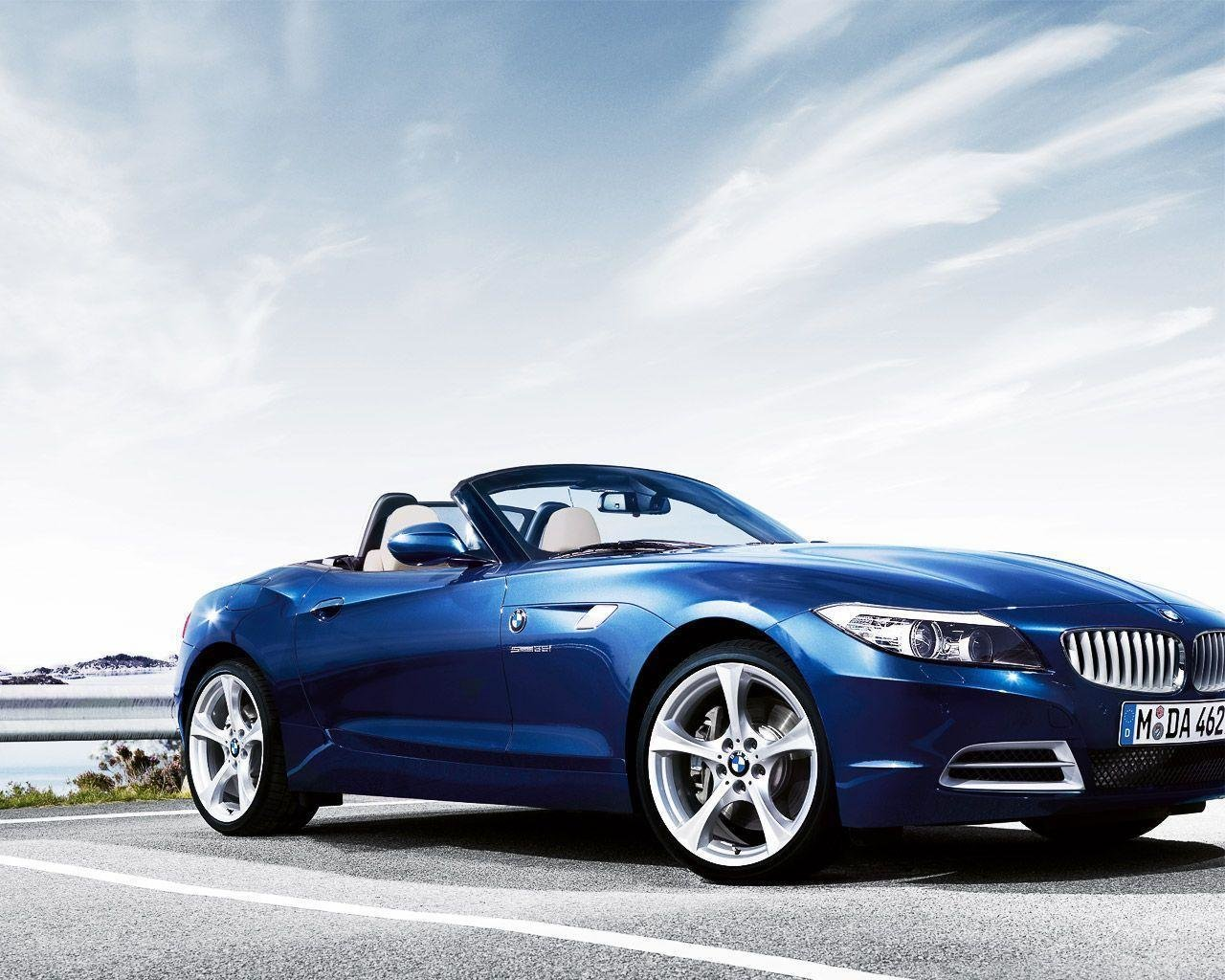 Latest Bmw Z4 Wallpapers Wallpaper Cave Free Download Original 1024 x 768