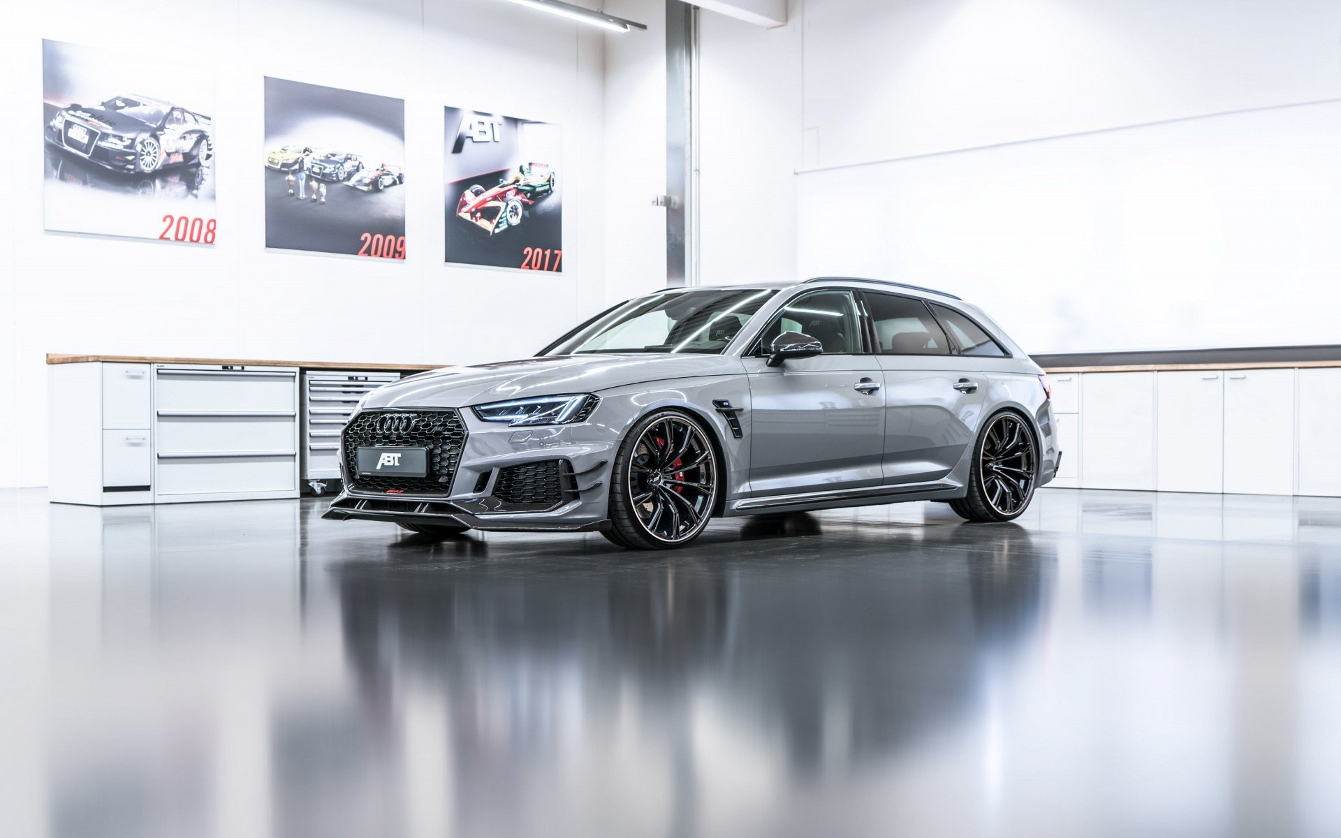 Latest Download 1920X1200 Wallpaper 2018 Abt Car Audi Rs4 R Free Download