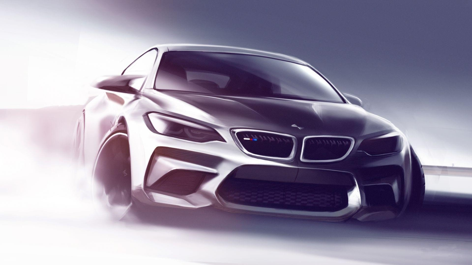 Latest Bmw Concept Cars Car Drawing Hd Wallpapers Desktop Free Download