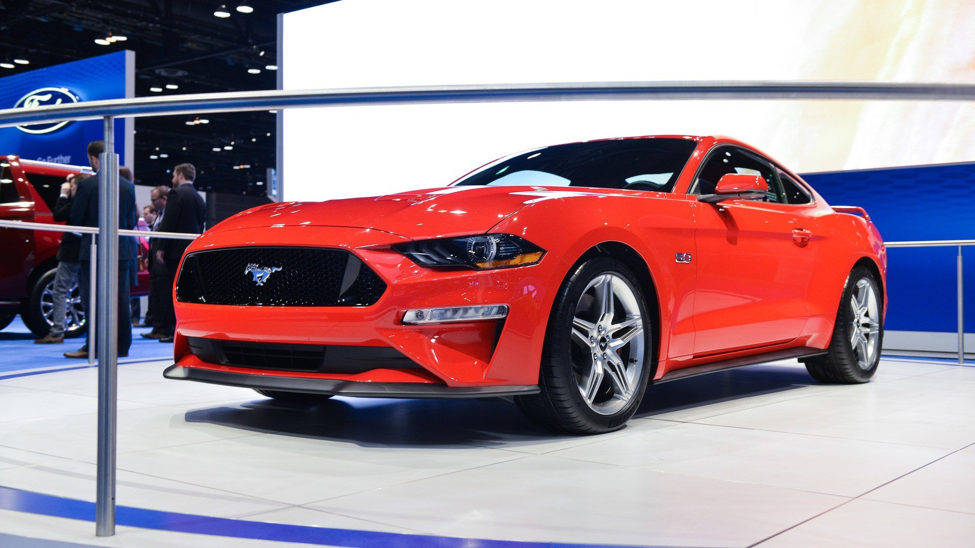 Latest 2018 Ford Mustang Fuel Economy Jumps To As Much As 32 Mpg Free Download
