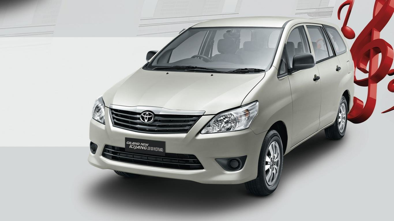 Latest 2012 New Innova Showing New Toyota Innova Indonesia Free Download
