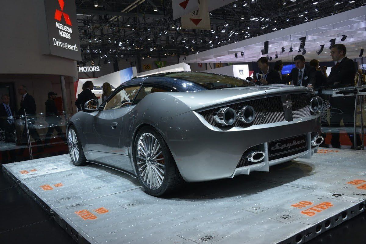 Latest Reports Suggest Spyker B6 May Be Based On The Defunct Free Download