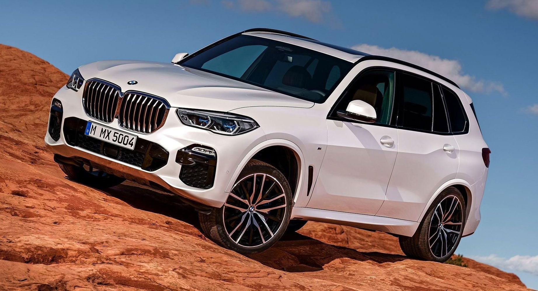 Latest 2019 Bmw X5 G05 This Is It First Official Photos Free Download
