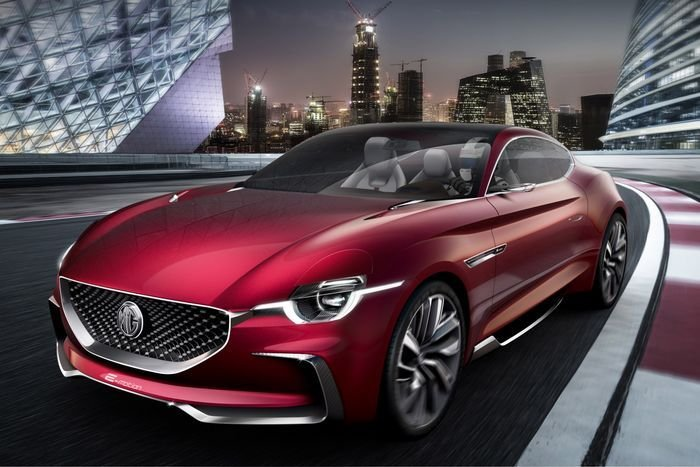 Latest Mg Says Its Electric Sports Car Will Be In Production By Free Download