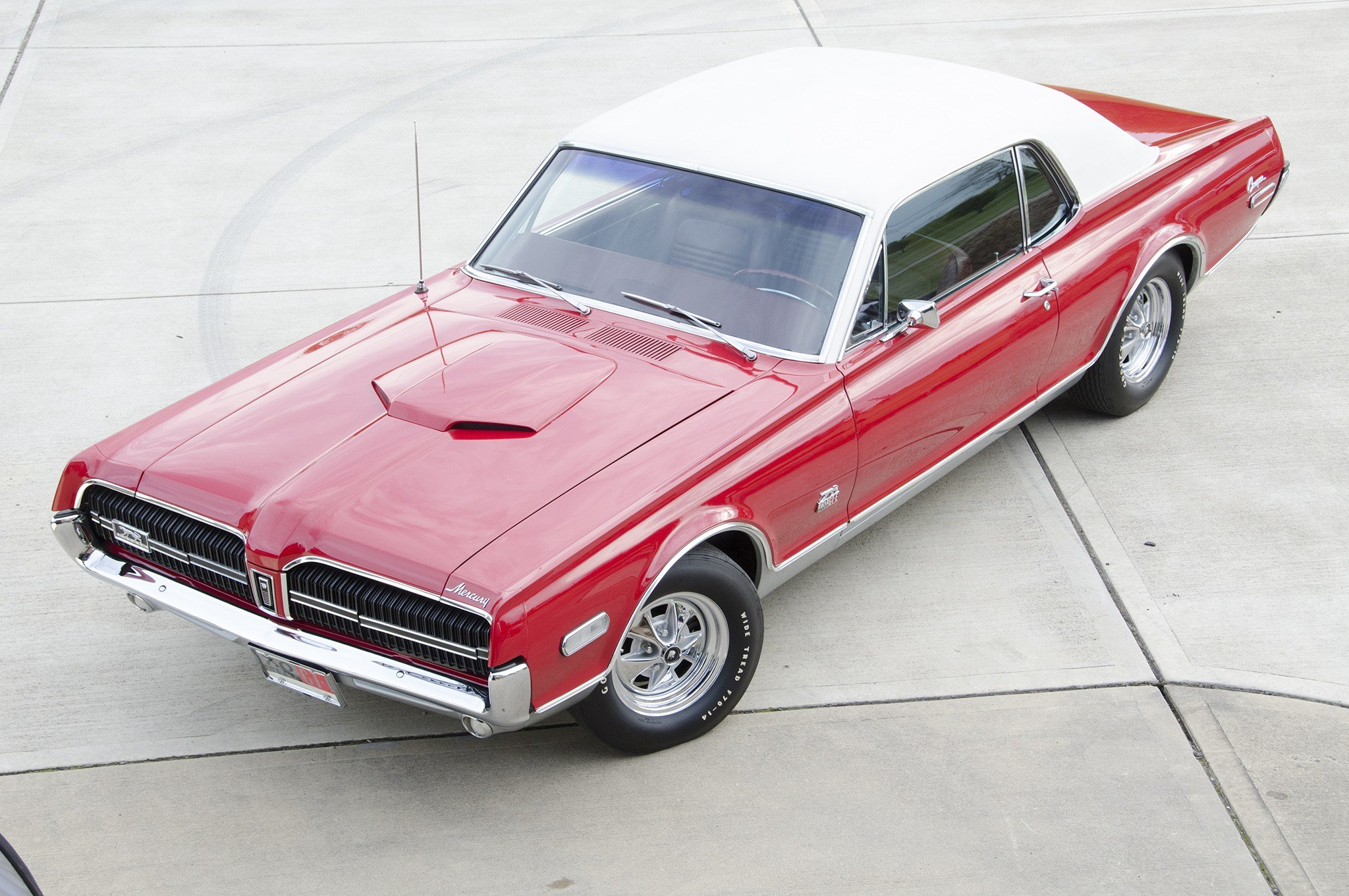 Latest 1968 Mercury Cougar Gt E Hd Wallpaper Background Image Free Download