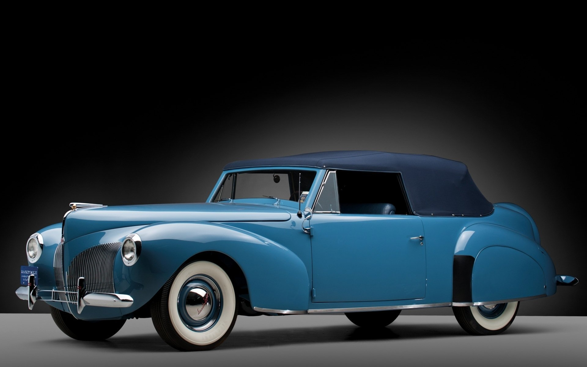 Latest 1939 Lincoln Zephyr Convertible Hd Wallpaper Background Free Download