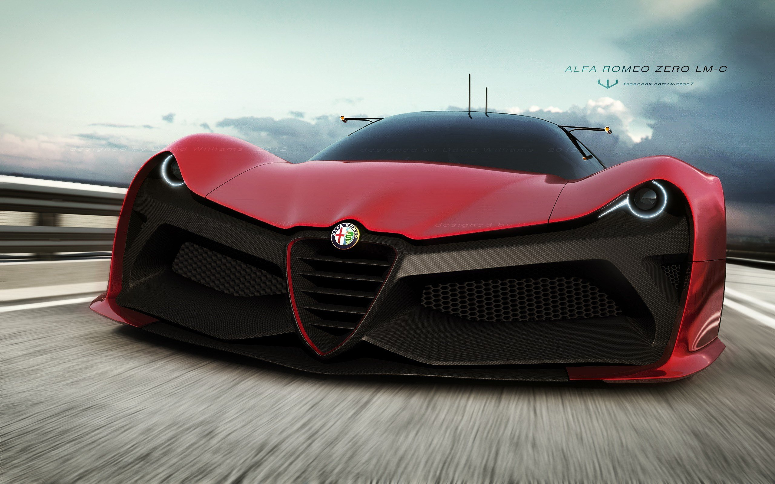 Latest 1 Alfa Romeo Zero Lm C Hd Wallpapers Background Images Free Download