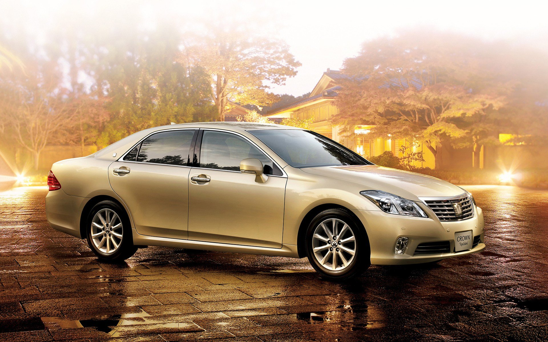 Latest 1 Toyota Crown Royal Saloon Hd Wallpapers Backgrounds Free Download