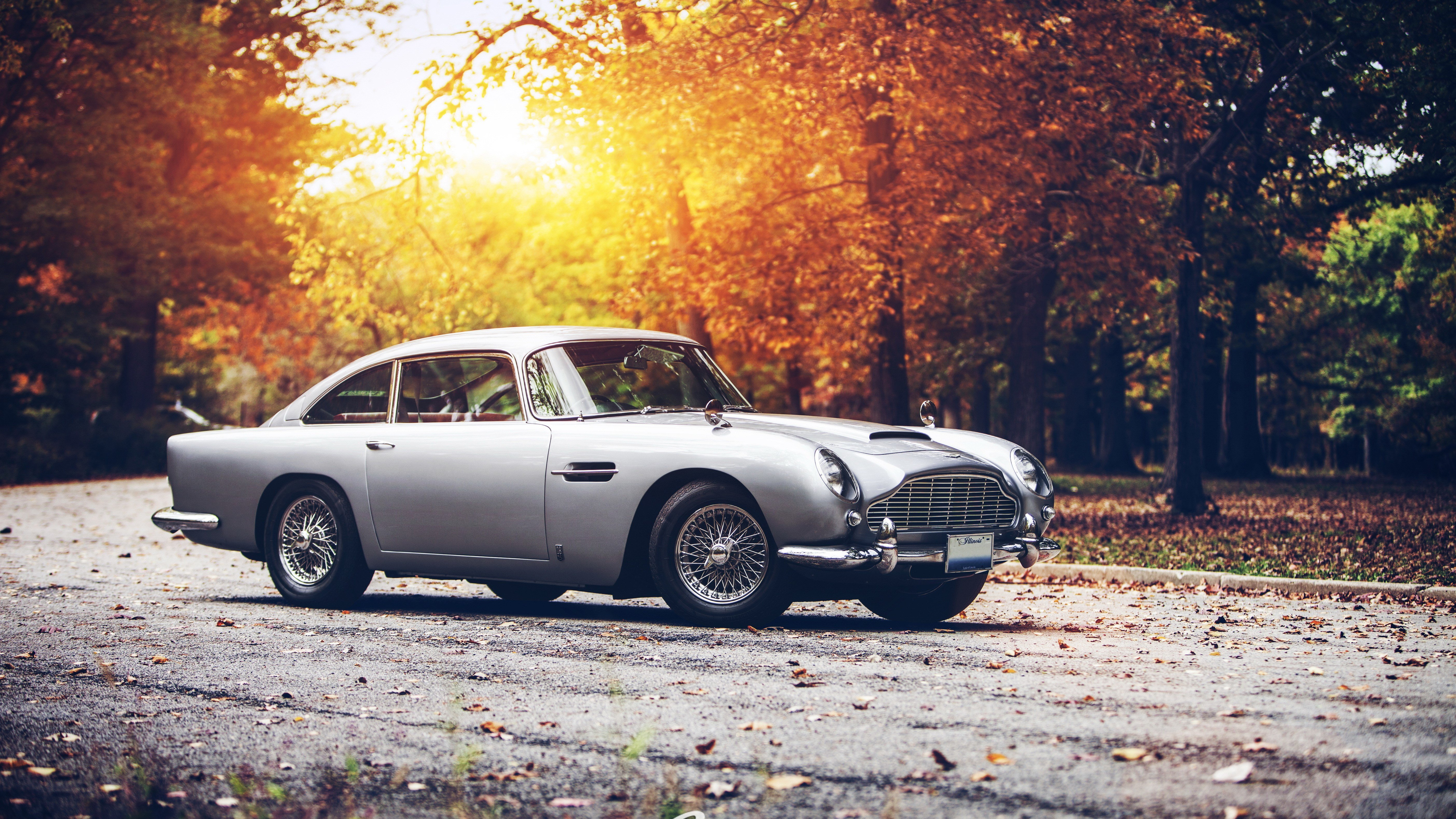 Latest Aston Martin Db5 5K Retina Ultra Hd Wallpaper And Free Download