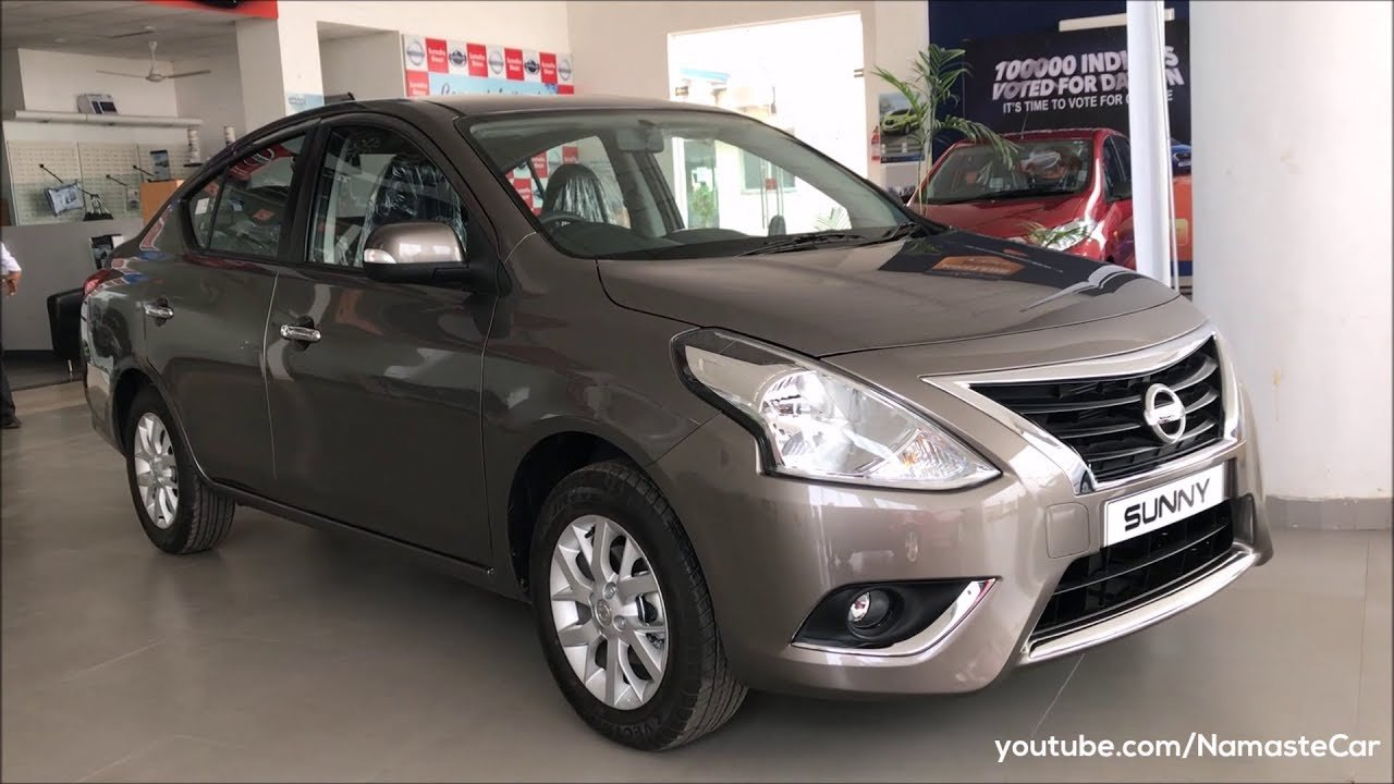 Latest Nissan Sunny Latio Xv 2018 Real Life Review Youtube Free Download