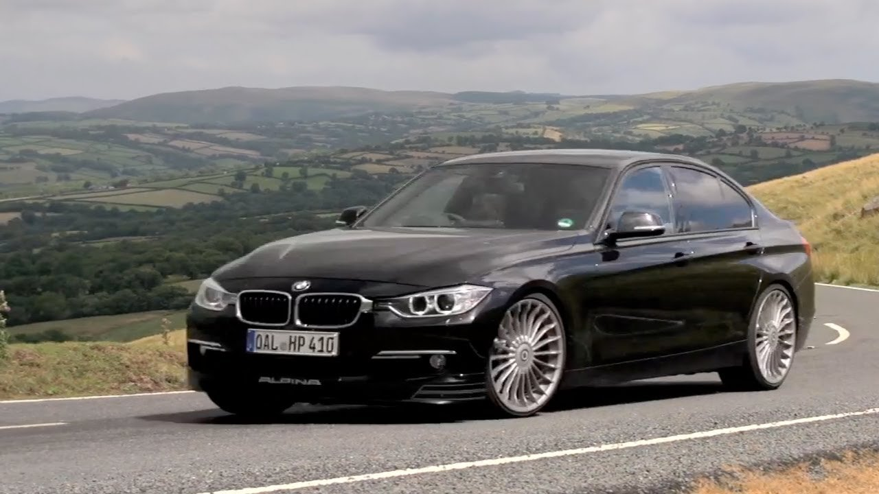 Latest Alpina B3 Perfect Road Car Thrashed On Track Chris Free Download