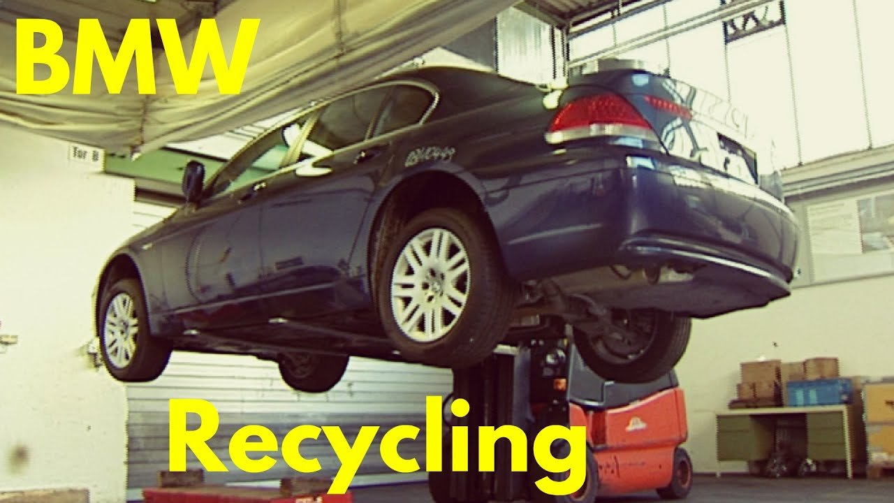 Latest Bmw Cars Recycling Youtube Free Download