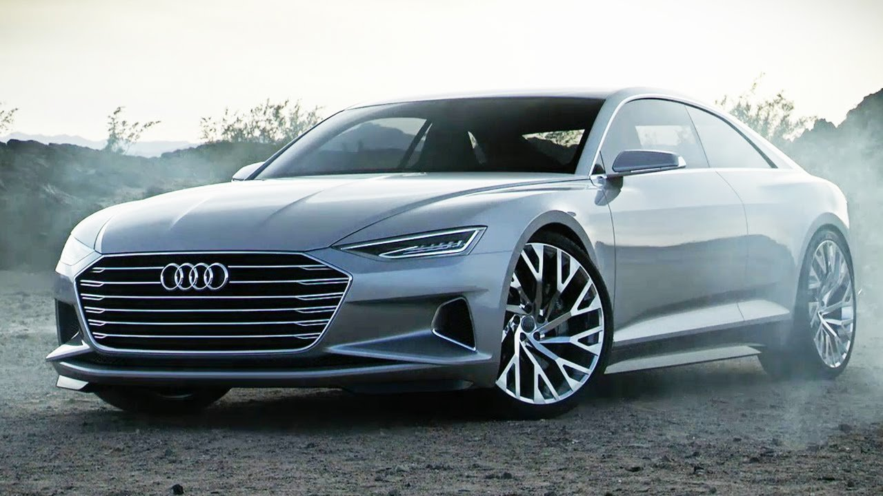 Latest Audi Prologue Concept The Future Audi A9 Youtube Free Download